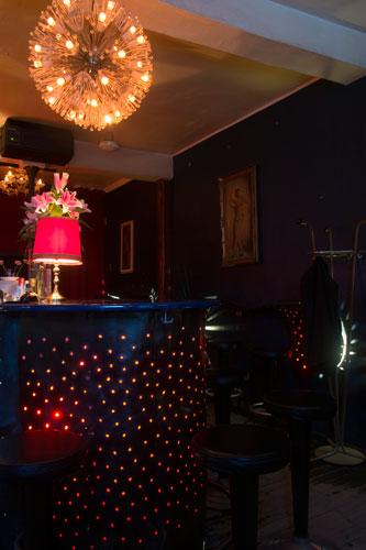Die Rote Bar, Frankfurt / Germany