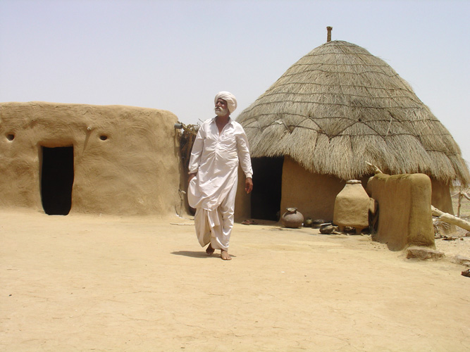 Nomads of Thar, Rajasthan / India